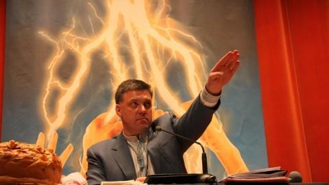 Zio-Nazi Geopolitics in Ukraine