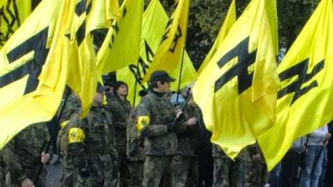 Zio-Nazi Geopolitics in Ukraine