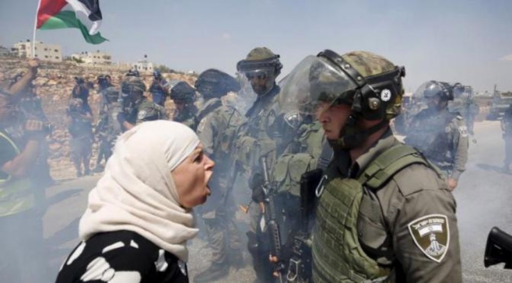 The Mainstream Media War on Palestinians